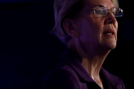 U.S. Democratic presidential contender Warren vows to pursue 'environmental justice'