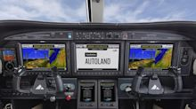 Garmin's latest product can land a plane by itself in an emergency