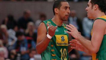 Volley - Le Brésilien Sergio et l'Italien Alessandro Fei prennent leur retraite, la fin d'une époque