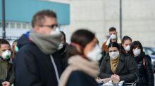 Coronavirus updates: Italian towns locked down as almost 150 test positive