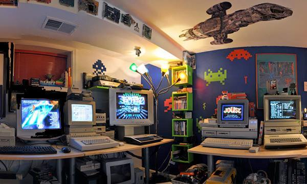Blake Patterson's Byte Cellar: the ultimate man cave for aspiring geeks