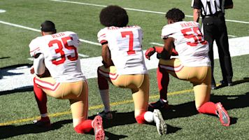 Goodell: 'We were wrong' about kneeling