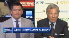 WPP's Martin Sorrell explains the three reasons the ad market is struggling