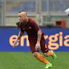 Nainggolan signs new Roma contract to end Chelsea, Man Utd and Inter rumours
