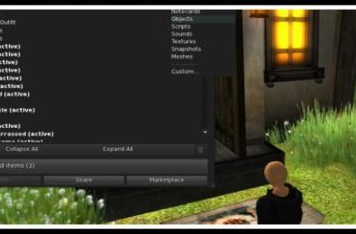 Free for All: I got the Second Life inventory management blues
