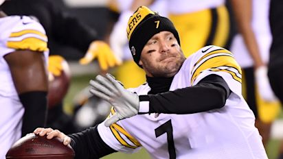 Steelers sign Big Ben to deal for 2021 season
