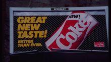 New Coke vuelve 34 años después de la manera más extraña