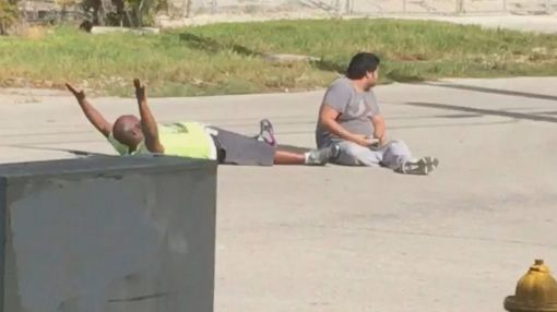 Unarmed Man With Hands Up Shot by Cop: There's 'No Justification,' Lawyer Says