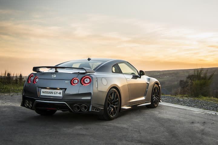2017 Nissan Gt R