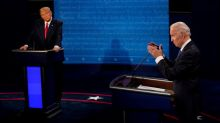 Betting markets favour Biden over Trump in U.S. presidential race