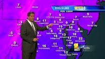 Tony: Wind chill to make morning extra frigid