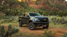 Chevrolet Colorado ZR2 - finally a mini Ford Raptor?