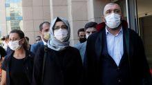Khashoggi murder trial told oven was lit after killing