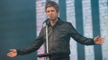 'Shut up and chant my name': Noel Gallagher makes brazen return to UK stage