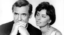 Sophia Loren desmiente el mito romántico, Cary Grant nunca le pidió matrimonio