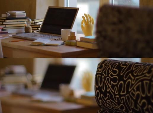 Free online tool creates images with adjustable depth of field from standard DSLR video