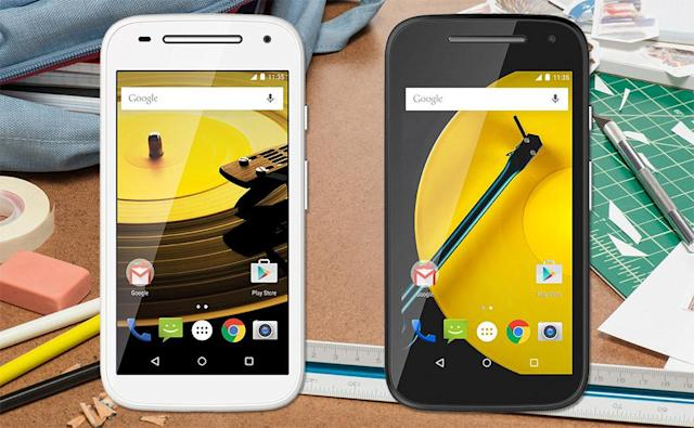 Motorola's budget Moto E gets LTE, a quad-core CPU, and more storage