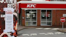 Less than half of KFC sites have full menu months after delivery fiasco