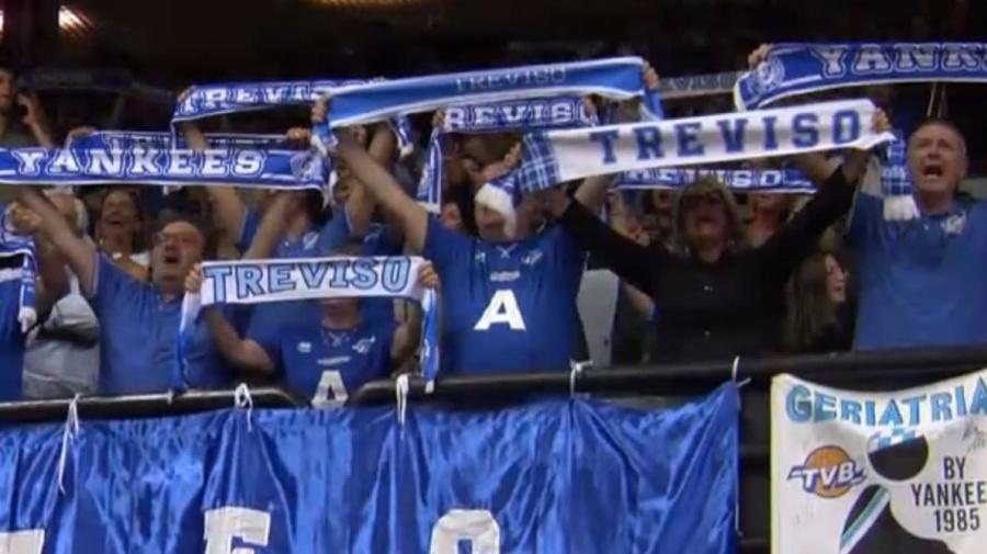 Rischio focolaio, a Treviso non si gioca