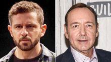 Actor mexicano entre acusadores de acoso sexual de Kevin Spacey