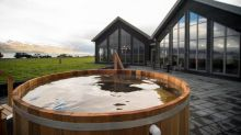 What it's like to visit Iceland's first beer spa