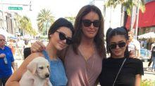 Así celebraron las Kardashian y Jenner el Día del Padre