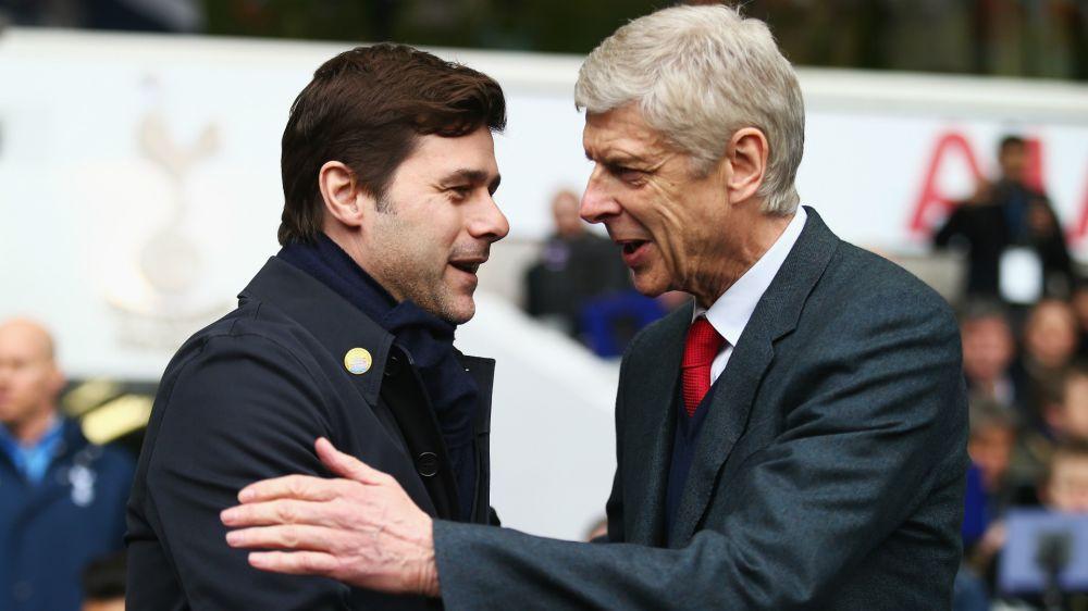 """Arsenal, Wenger : """"Être devant Tottenham cela compte"""""""