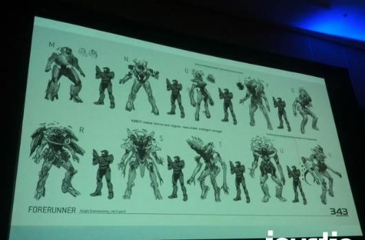 What went wrong with Halo 4's Prometheans