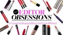 15 Lipsticks Yahoo Beauty Editors Can't Live Without
