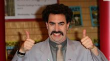 Borat comes to defence of Rudy Giuliani after bedroom scene in new film