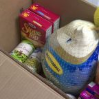 Cumberland County group distributes 'boxes of love' for Thanksgiving