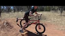 Teen's Return to BMXing Doesn't End Well