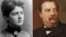 'I am waiting for my wife to grow up': The fascinating story of America's first celebrity First Lady
