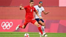 Canadian Footballer Quinn To Become First Open Transgender Athlete To Win Olympic Medal