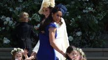 Jessica Mulroney looks regal in $1,495 dress at BFF Meghan Markle's wedding