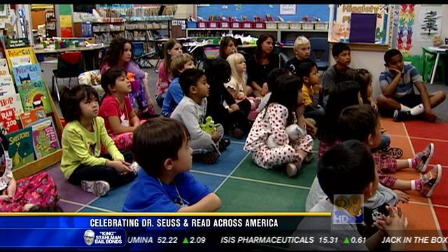 Celebrating Dr. Seuss and Read Across America