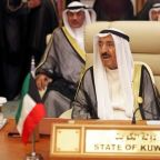 Kuwait's ruler in Baghdad amid rising Gulf tensions