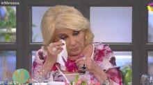 Mirtha Legrand se quebró en llanto al recordar a su hijo Daniel con una canción de Carmen Flores