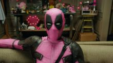 Deadpool will give you the (pink) suit off his back if you help him fight cancer