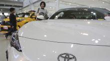 Suzuki, Daihatsu join Toyota venture