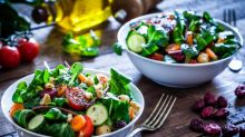 Eating more fruit and vegetables can reduce the risk of developing diabetes by almost a quarter, study suggests