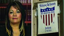 Why bankrupt Stockton's business leaders remain sunny