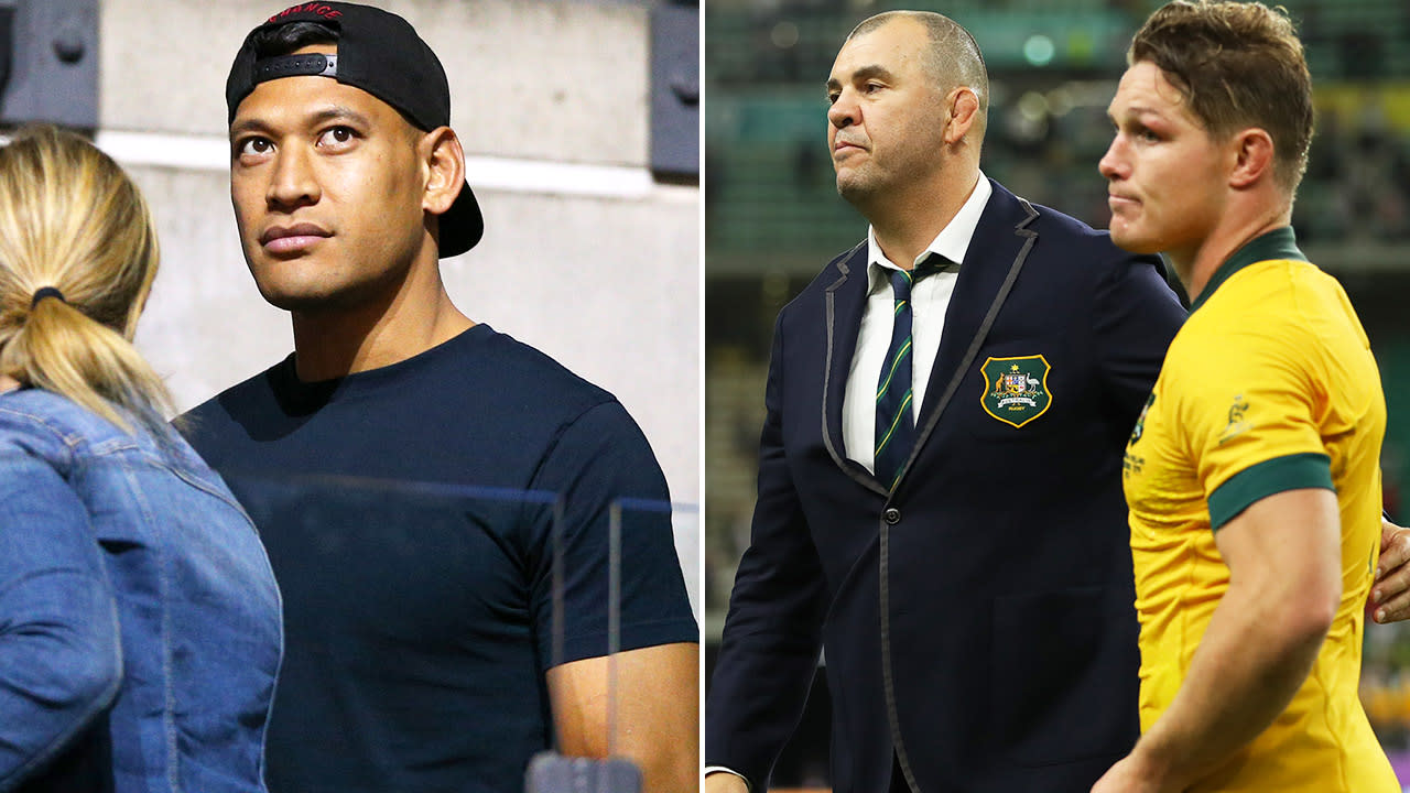 Ugly truth about Israel Folau scandal exposed at Rugby World Cup