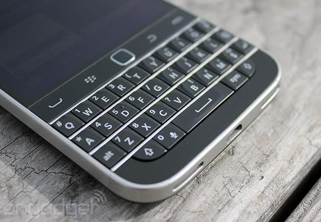 BlackBerry Messenger helps uncover a Brazilian corruption scandal