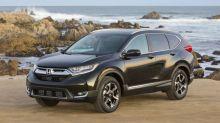 2019 Honda CR-V recalled for sudden airbag deployments