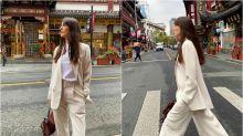 Leia Sfez, la 'influencer' francesa que inspirará tus looks todo el año