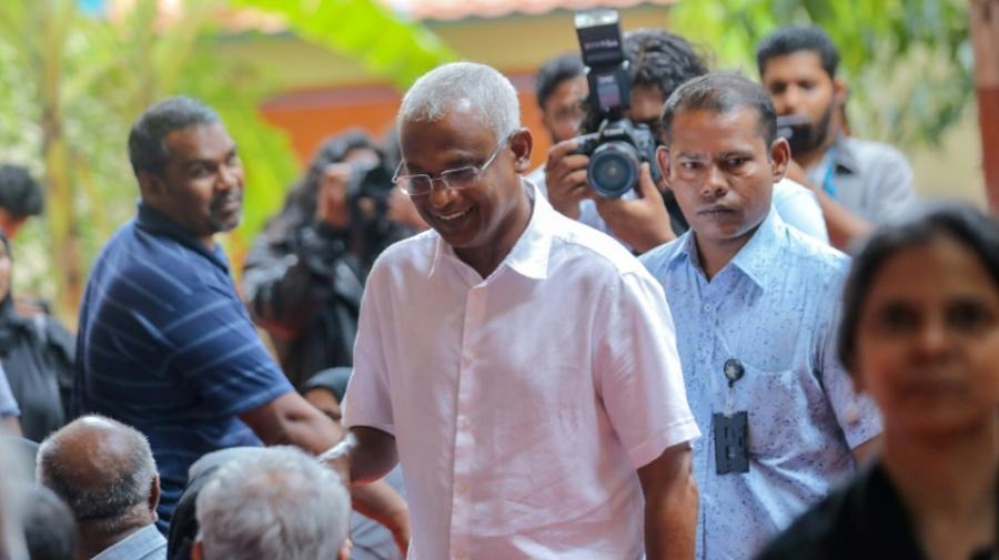 Maldives/présidentielle: le candidat de l'opposition remporte la victoire
