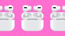 Apple AirPods Pro are back in stock at Amazon — and they're marked down to just $197