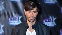 Enrique Iglesias Shares First Adorable Snap With Both Of His Twins -- See the Pic!