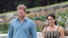 Meghan and Harry give an unexpected glimpse into their LA home